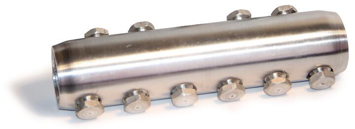 Алюминиевые гильзы болтовые
